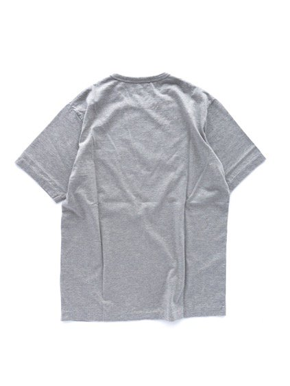 Phlannel Suvin Cotton Pocket T-shirt  (Top Gray)4