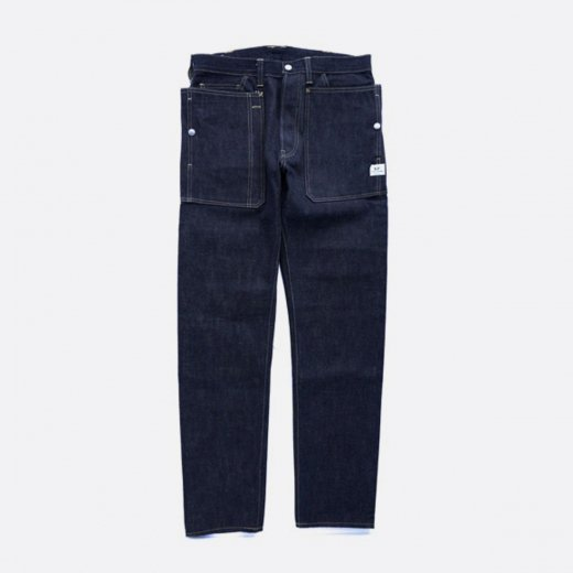 14oz Denim FALLLEAF R PANTS
