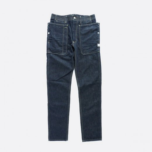 13.5oz Denim FALLLEAF SPRAYER PANTS