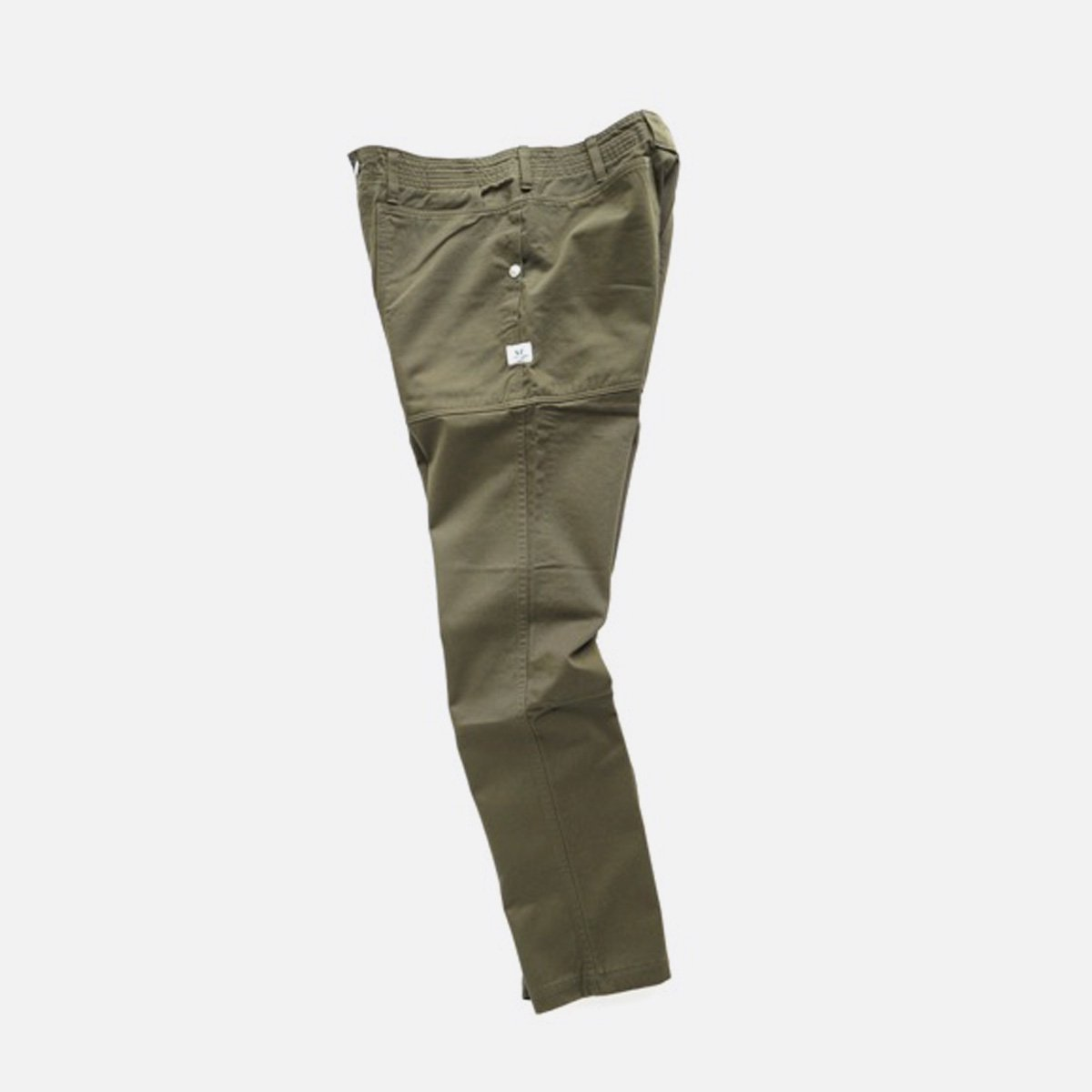 SASSAFRAS FALLLEAF SPRAYER PANTS CHINO (OLIVE)3