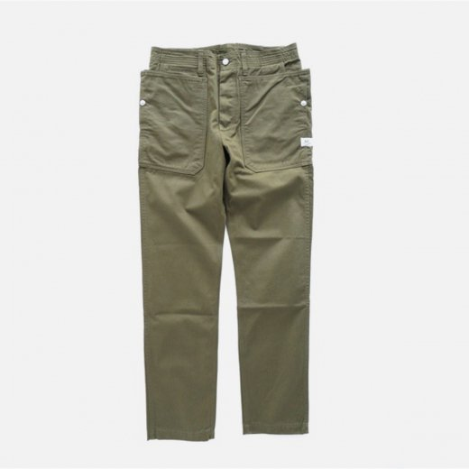 FALLLEAF SPRAYER PANTS CHINO
