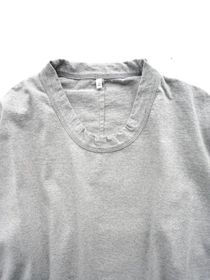 FIRMUM OPEN END SPINNING COTTON ROUND BODY JERSEY CUTSEW (GREY TOP)2