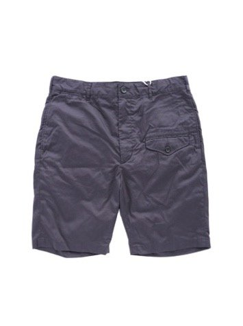 Engineered Garments Ghurka Short - High Count Twill (Navy)