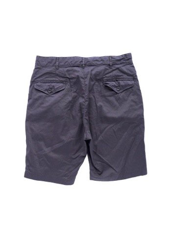Engineered Garments Ghurka Short - High Count Twill (Navy)4