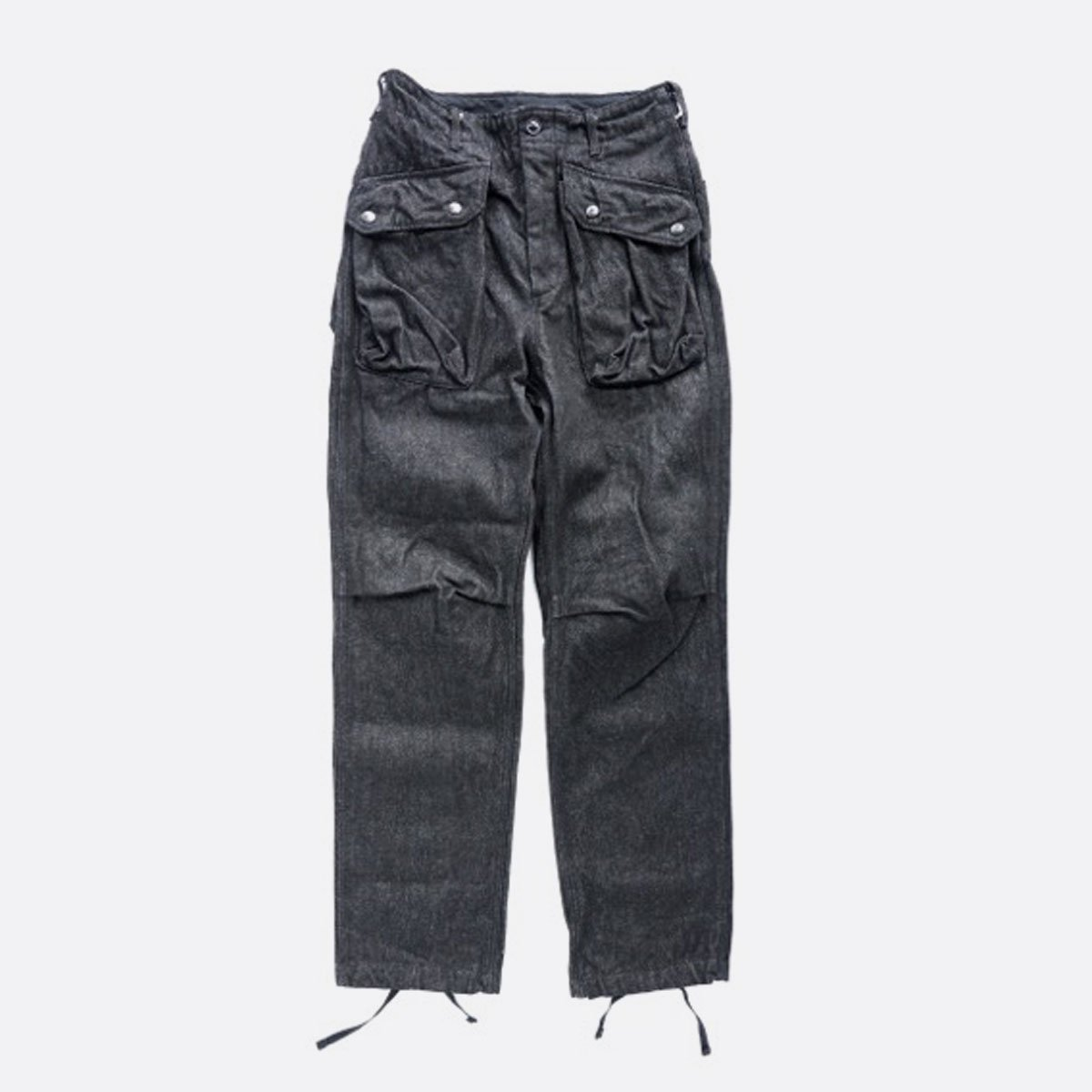 Engineered Garments Norwegian Pant - Heavy Denim  (Black)
