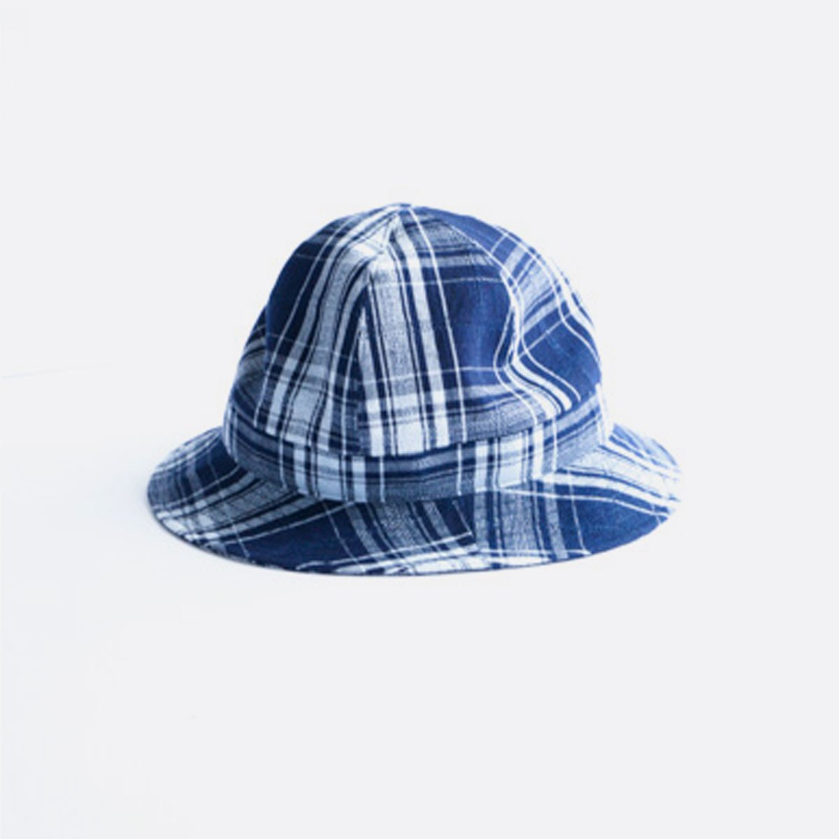 niuhans  Cotton Flannel Baseball Cap (Navy)