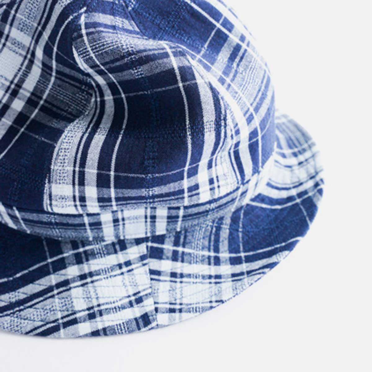 niuhans  Cotton Flannel Baseball Cap (Navy)3