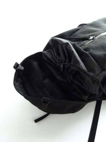hobo Polyester Canvas Backpack 28L (BLACK)4