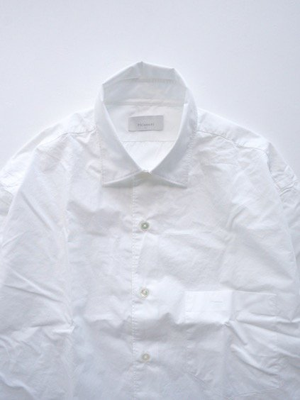 Phlannel Anonymous Shirt02 (White)2