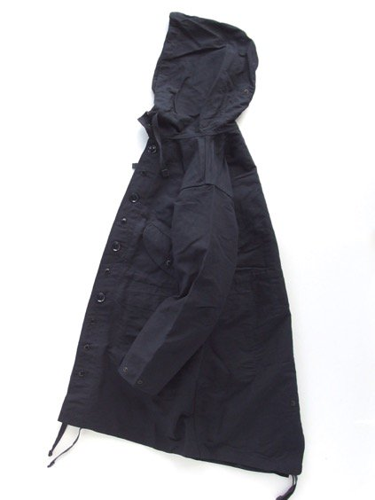 Engineered Garments  Highland Parka - Double Cloth - (NAVY)3