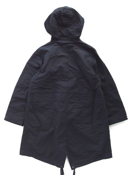 Engineered Garments  Highland Parka - Double Cloth - (NAVY)4