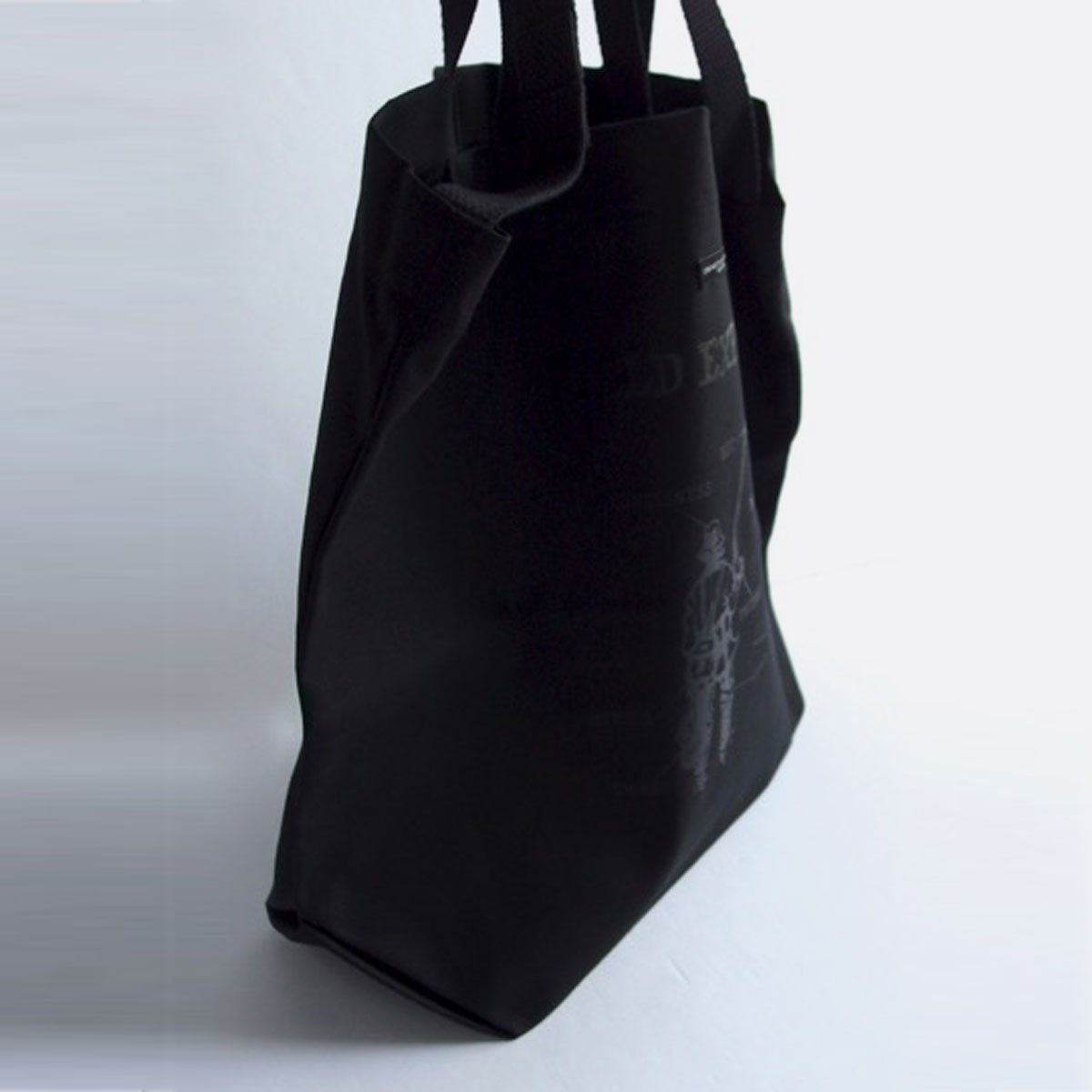 Engineered Garments Carry All Tote - Field Expedient  (Black)4