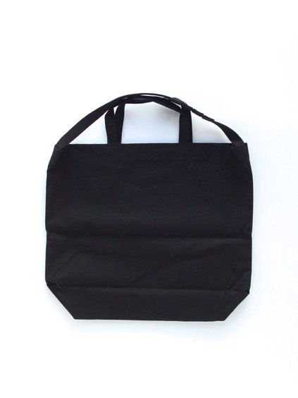 Engineered Garments Carry All Tote - Alone.Me & Animal  (Black)3