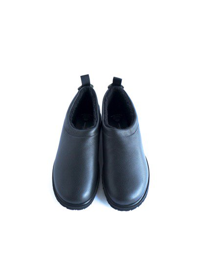 BEAUTIFUL SHOES BS - MOC  (BLACK STEER)2