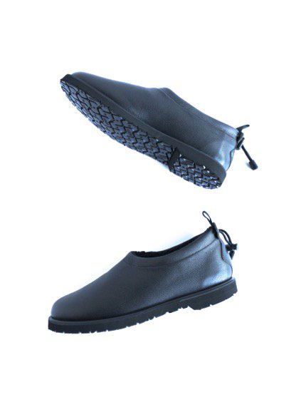 BEAUTIFUL SHOES BS - MOC  (BLACK STEER)4