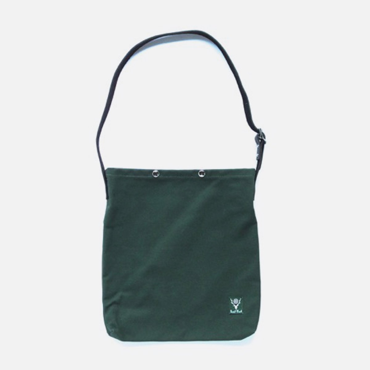 SOUTH2 WEST8 18oz Canvas Book Pack (HUNTER GREEN)