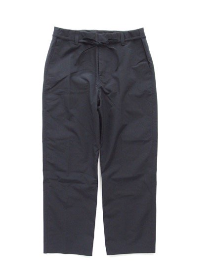 DESCENTE PAUSE WIDE TAPERED PANTS (NVY)
