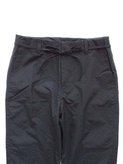 DESCENTE PAUSE WIDE TAPERED PANTS (NVY)2
