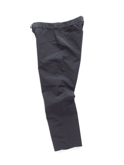 DESCENTE PAUSE WIDE TAPERED PANTS (NVY)3