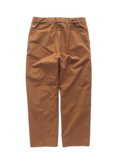 DESCENTE PAUSE WIDE TAPERED PANTS (MBRN)4