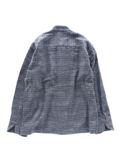 Phlannel Cotton Flannel Cook Shirt Check  (Check)4
