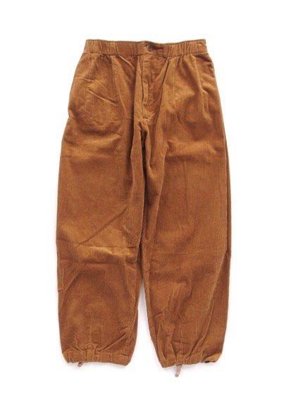 Engineered Garments Balloon Pant 8W Corduroy  (CHESTNUT)