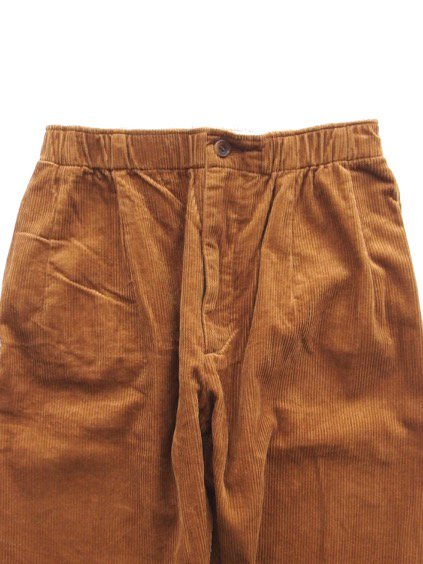 Engineered Garments Balloon Pant 8W Corduroy  (CHESTNUT)2