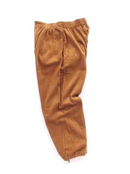 Engineered Garments Balloon Pant 8W Corduroy  (CHESTNUT)3