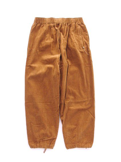 Engineered Garments Balloon Pant 8W Corduroy  (CHESTNUT)4