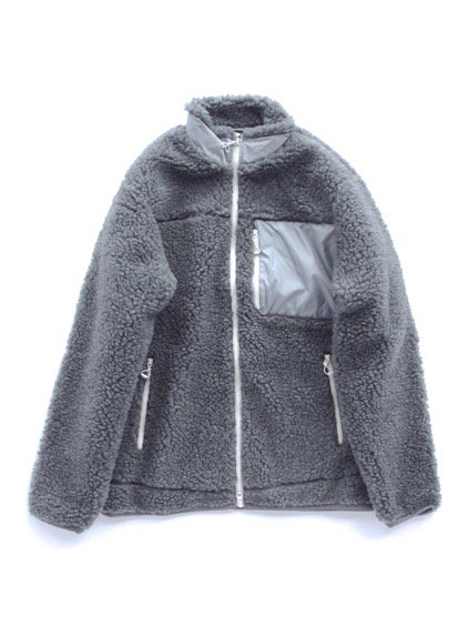 DESCENTE BLANC ORIGINAL  BOA JACKET (GRY)