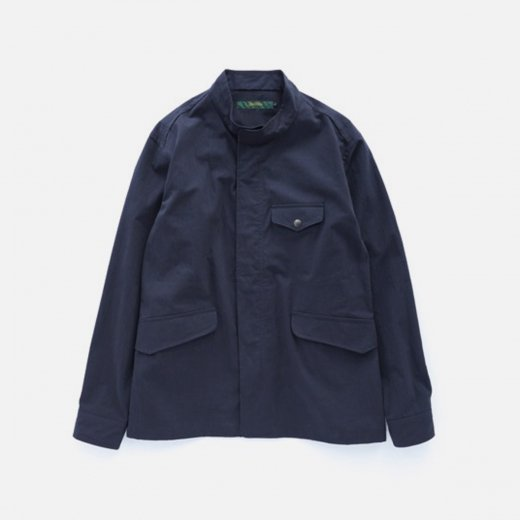 <img class='new_mark_img1' src='https://img.shop-pro.jp/img/new/icons39.gif' style='border:none;display:inline;margin:0px;padding:0px;width:auto;' />SAFARI SHIRT STAND BLOUSON