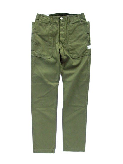 SASSAFRAS FALL LEAF SPRAYER PANTS BACK SATIN (OLIVE)