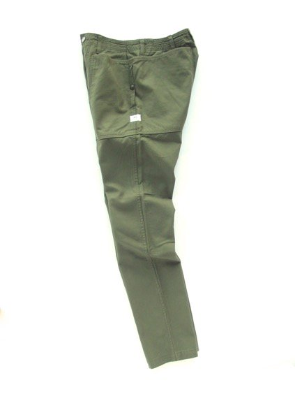 SASSAFRAS FALL LEAF SPRAYER PANTS BACK SATIN (OLIVE)3