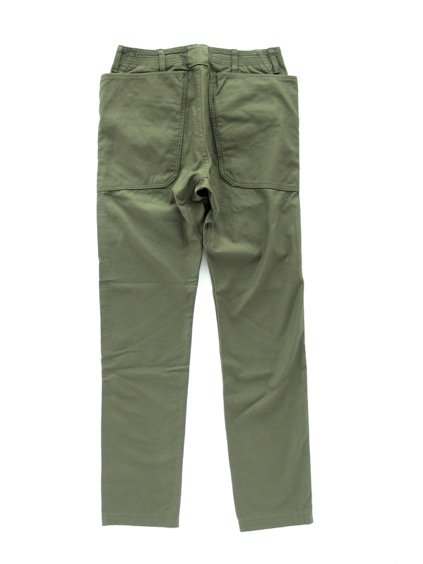 SASSAFRAS FALL LEAF SPRAYER PANTS BACK SATIN (OLIVE)4