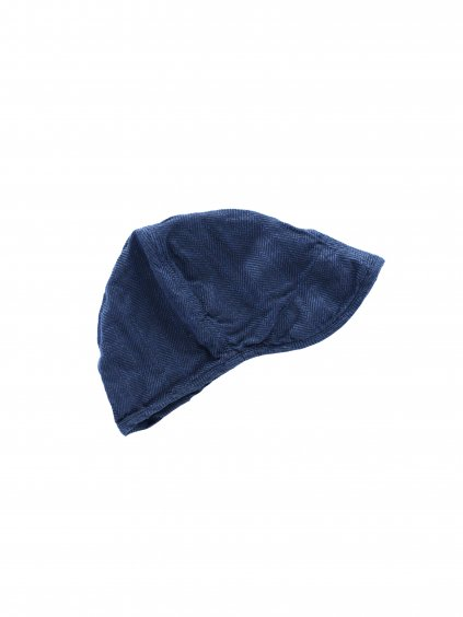 TATAMIZE WORK CAP (NAVY LINEN)