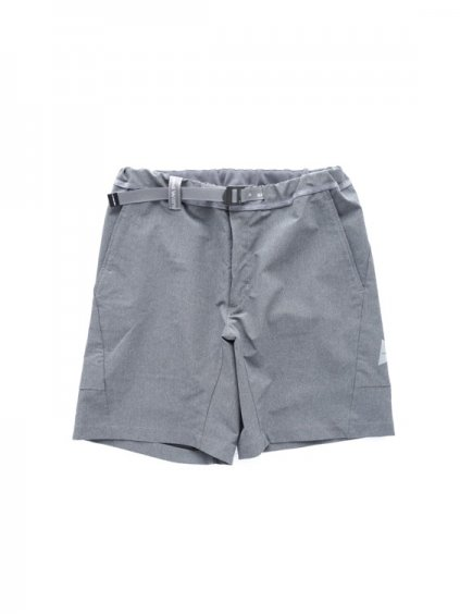 and wander 2way stretch short pants  (gray)