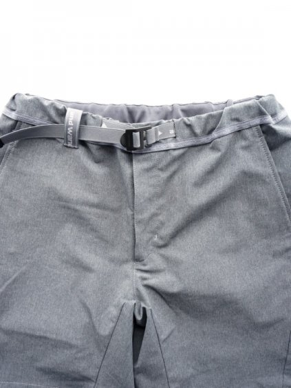 and wander 2way stretch short pants  (gray)2