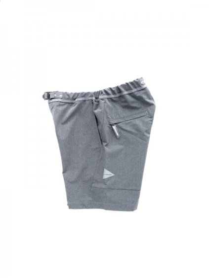 and wander 2way stretch short pants  (gray)3