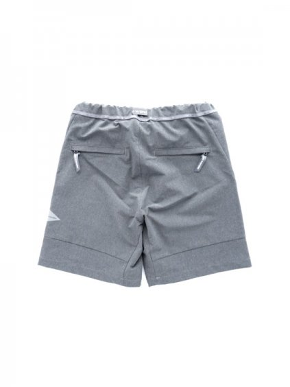 and wander 2way stretch short pants  (gray)4