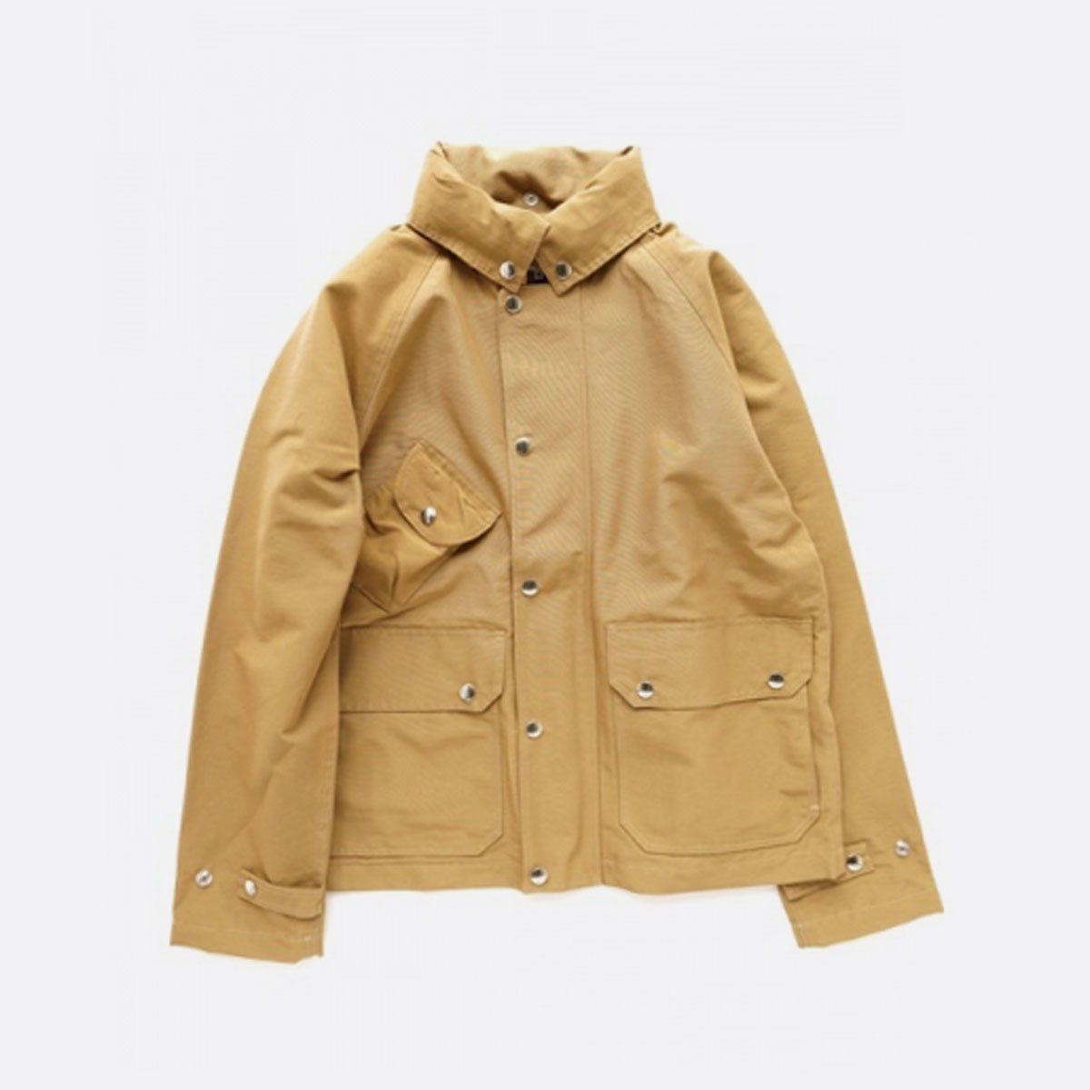 SOUTH2WEST8 60/40 CARMEL JACKET (KHAKI)