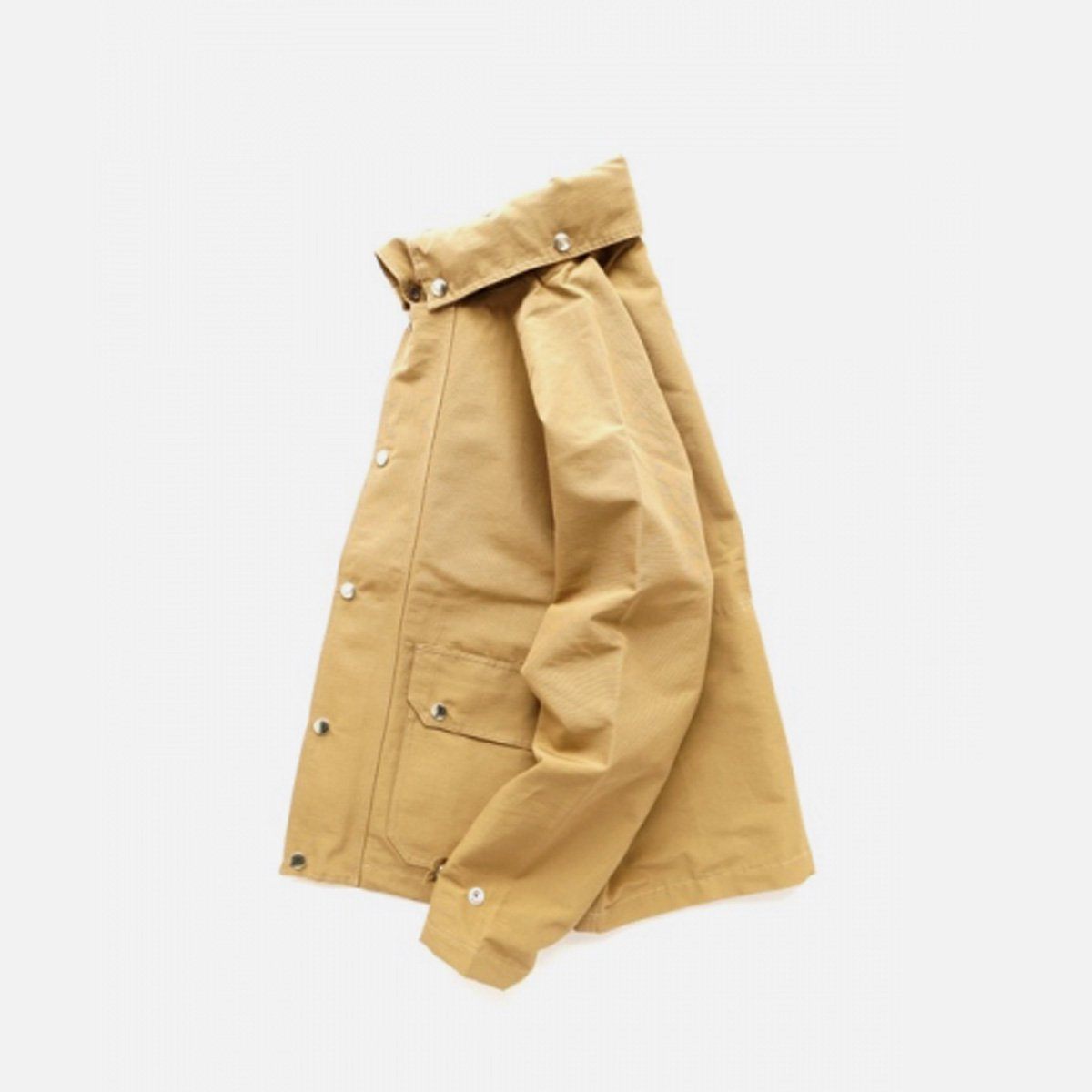 SOUTH2WEST8 60/40 CARMEL JACKET (KHAKI)3