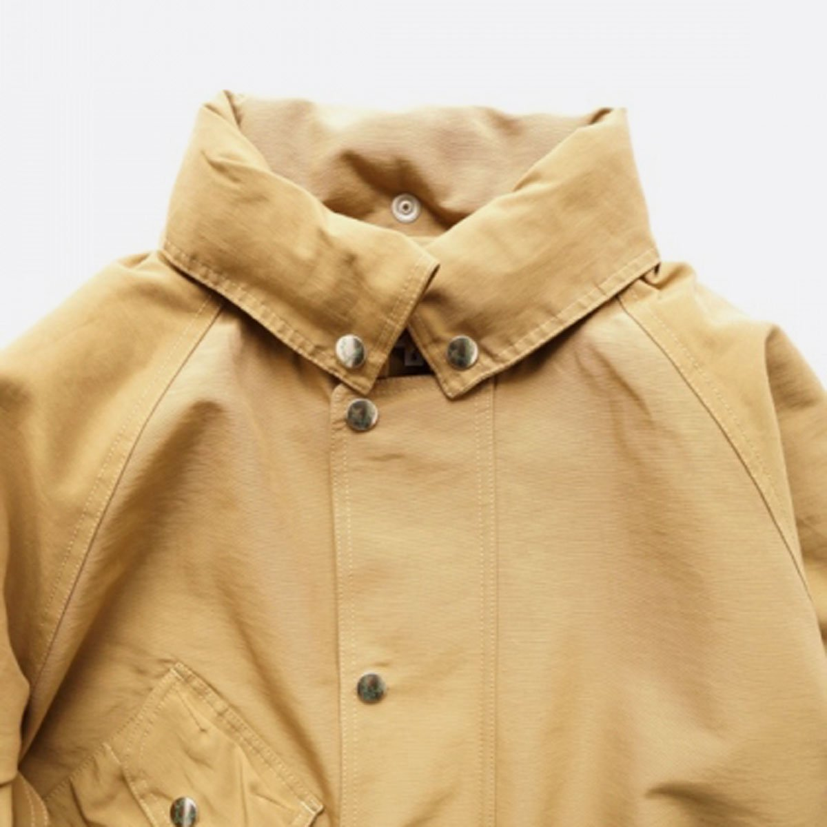 SOUTH2WEST8 60/40 CARMEL JACKET (KHAKI)4