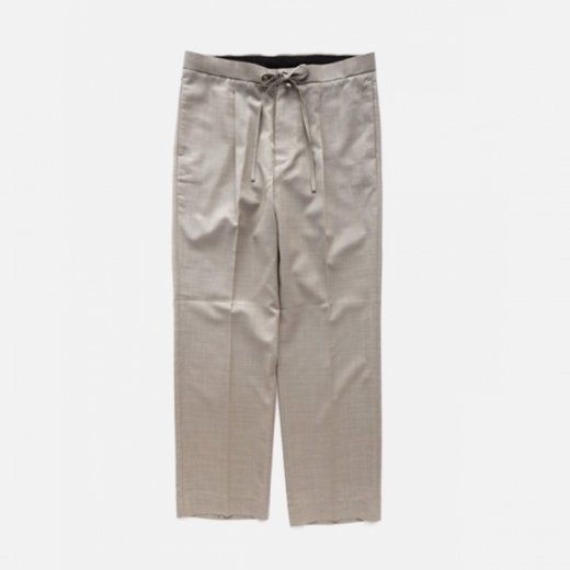 <img class='new_mark_img1' src='https://img.shop-pro.jp/img/new/icons39.gif' style='border:none;display:inline;margin:0px;padding:0px;width:auto;' />WOOL SILK END ON END EASY TROUSERS