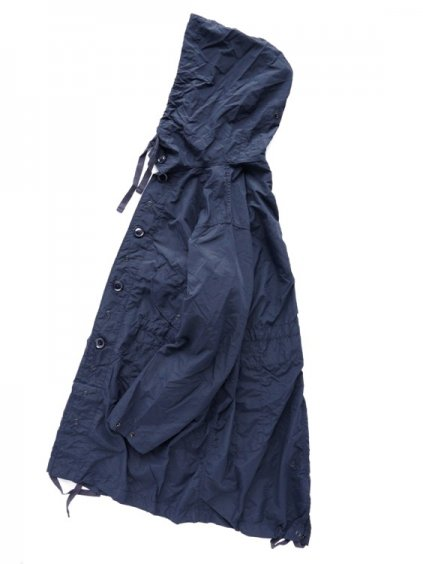 Engineered Garments  Highland Parka - Nylon Taffeta (NAVY)3