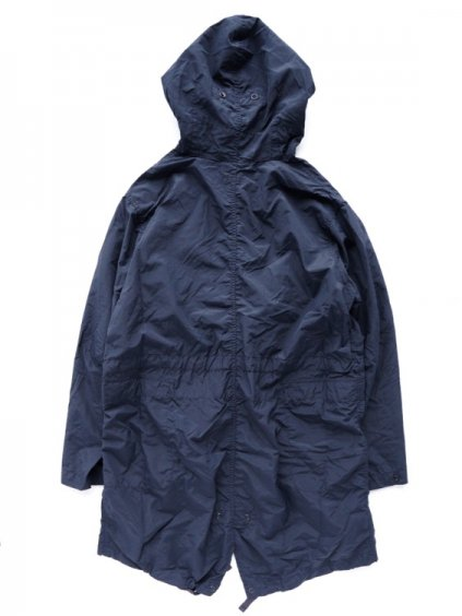 Engineered Garments  Highland Parka - Nylon Taffeta (NAVY)4