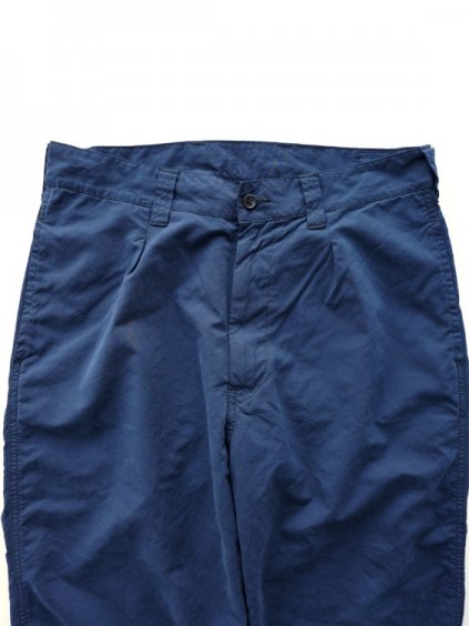 Porter Classic  WEATHER PANTS 2019  (NAVY)2
