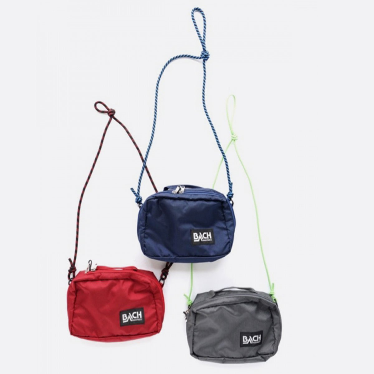 BACH ACCESSORY BAG M  (Pearl) (Red) (Blue)