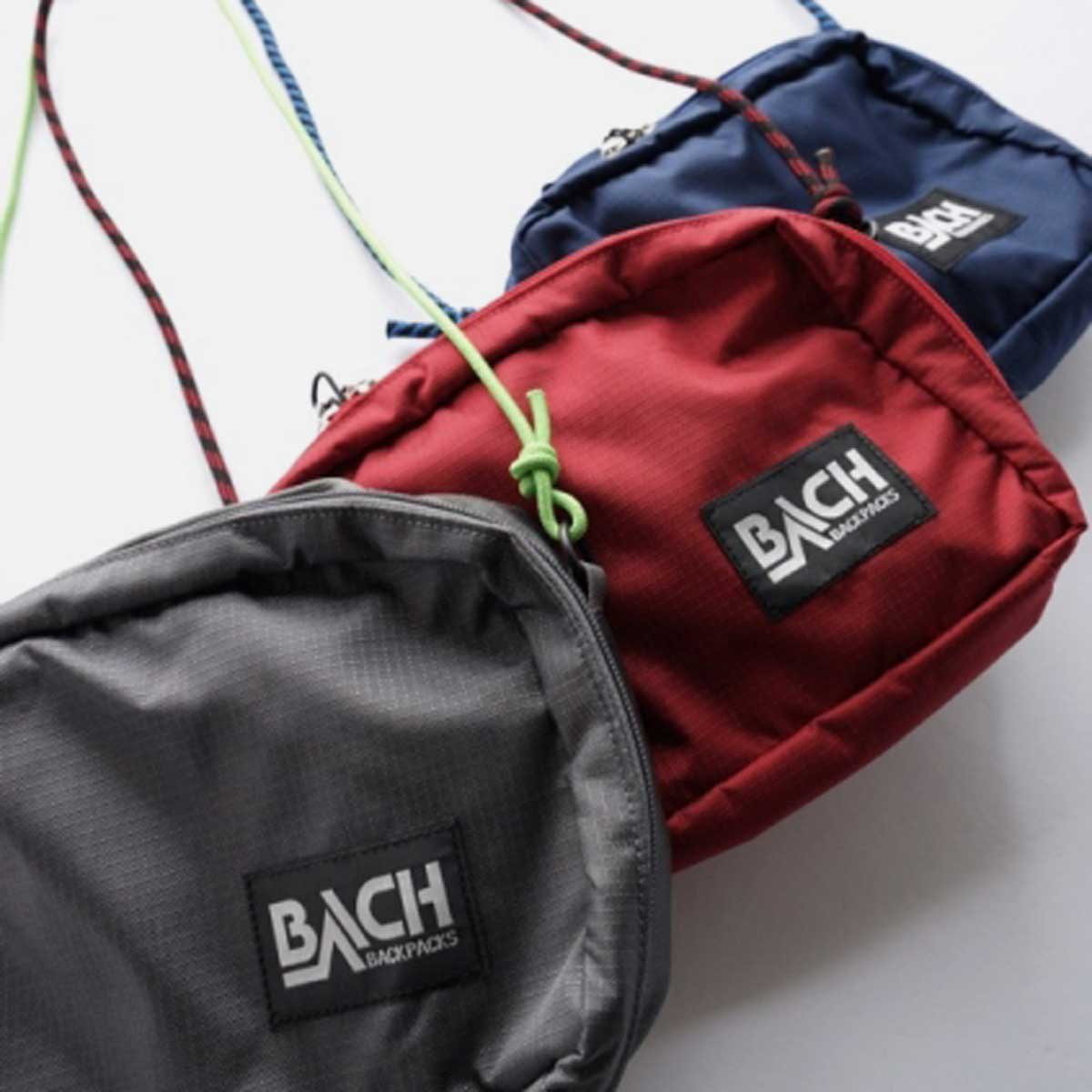 BACH ACCESSORY BAG M  (Pearl) (Red) (Blue)2