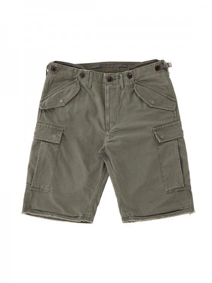 visvim  EIGER SANCTION SHORTS(OLIVE)
