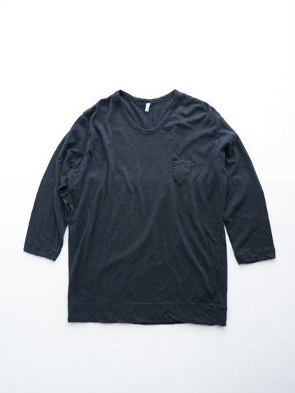 FIRMUM TULUFAN COTTON AMUNDSEN CUTSEW (MIDNIGHT)